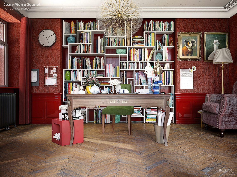 """Γραφείο από την ταινία """"Amelie"""" Jean-Pierre Jeunet"""