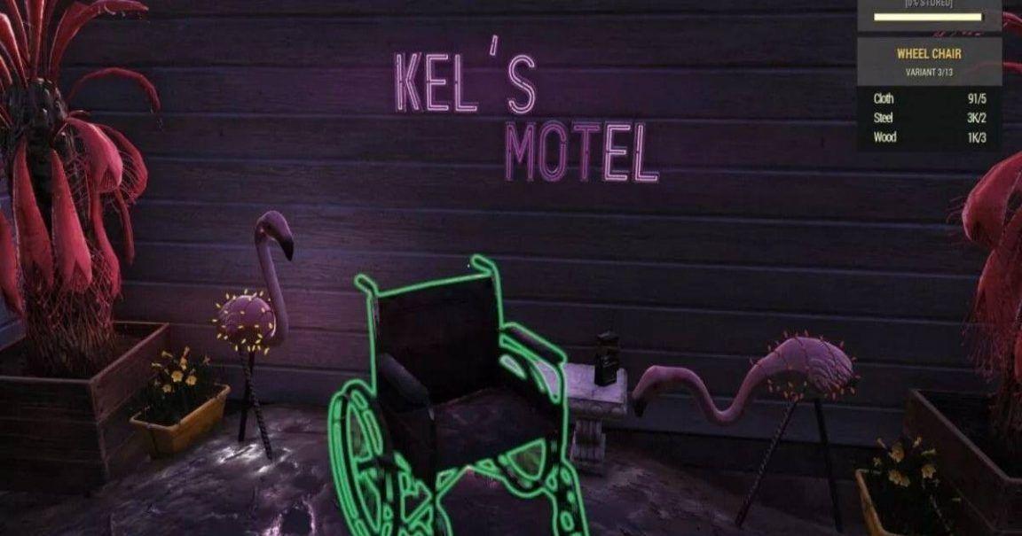 Στιγμιότυπο από το παιχνίδι Fallout 76