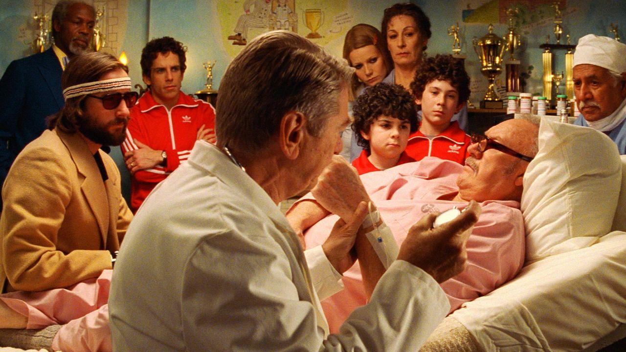 Σκηνή από την ταινία The Royal Tenenbaums
