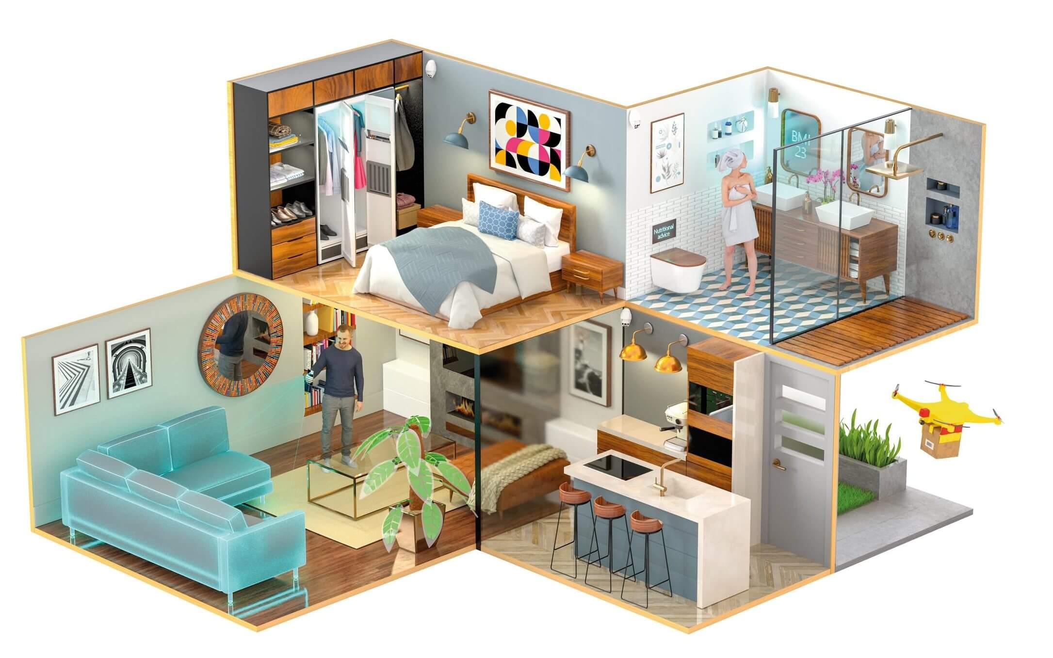 τεχνολογικό σπίτι