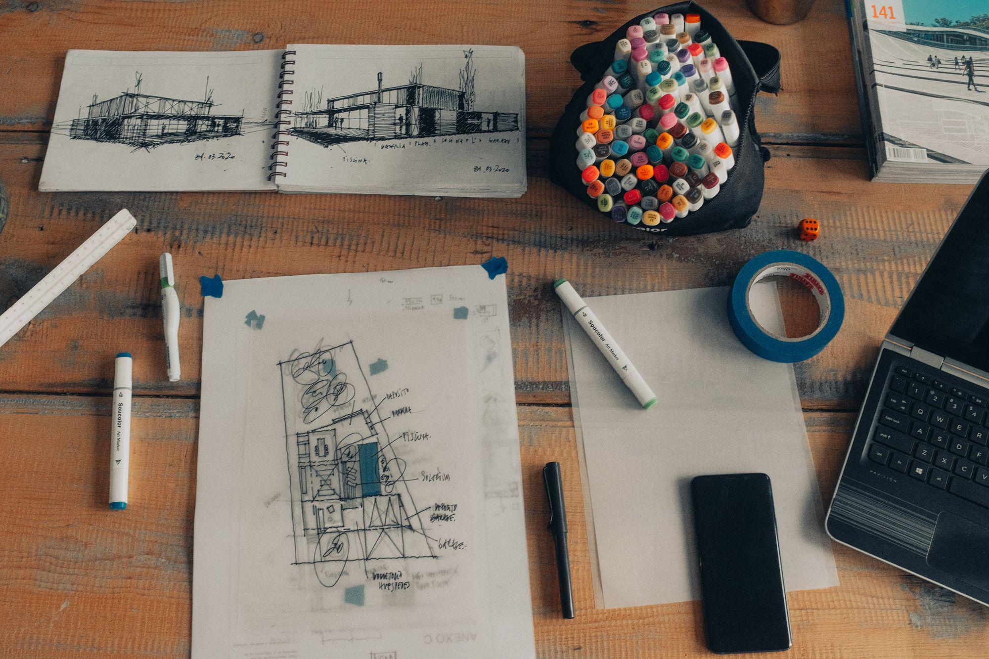 σχέδιο κατοικίας